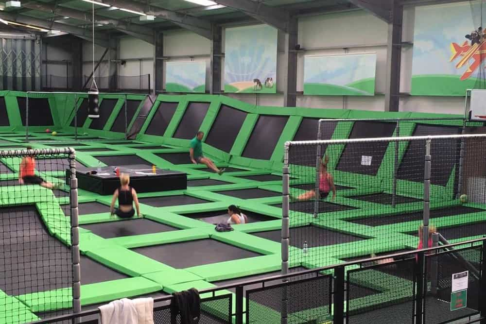 Hangar 5 Fitness Classes