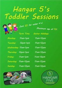 Toddler Session Poster