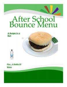 After School Menu Burger pic