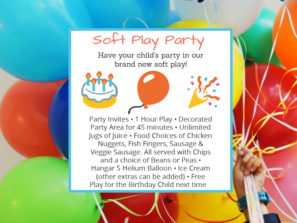 Softplay Party Comp